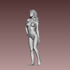 2.jpg Download STL file Beauty Sasha  • 3D printable object, NSFW_Station
