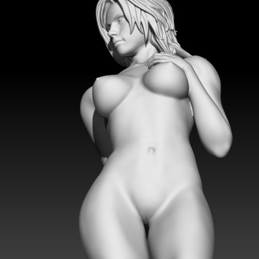 7.jpg Download STL file Fitgirl Sexy Posing • Template to 3D print, NSFW_Station