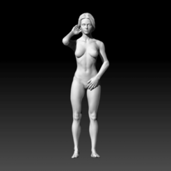 StartupDocument.png Download STL file Sexy Young Girl • 3D printing object, NSFW_Station