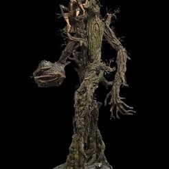 Treebard 0.jpg Télécharger fichier STL Sylvebarbe • Objet à imprimer en 3D, LiamMorgan