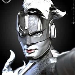 exequiel-devoto-captain-marvel.jpg Télécharger fichier STL Captain Marvel • Design à imprimer en 3D, DexSculptor