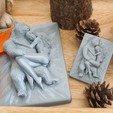 Télécharger fichier STL gratuit Masha et l'ours • Objet à imprimer en 3D, Memosis
