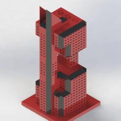 Sem título.png Download STL file  skyscraper/building • 3D print model, engricardo