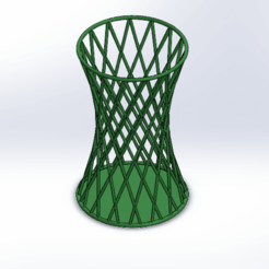 porta objetos.png Download STL file objects pot • 3D printing object, engricardo