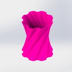 Sem título.png Download STL file  flower pot • 3D printable object, engricardo