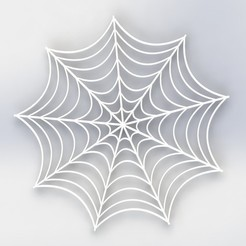 Sem título333.jpg Download STL file Spider web Halloween • Model to 3D print, engricardo