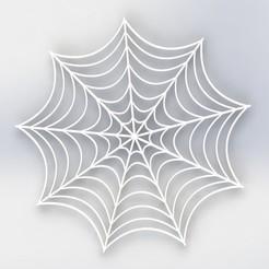Sem título333.jpg Télécharger fichier STL Toile d'araignée Halloween • Plan imprimable en 3D, engricardo