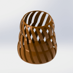 Sem título.png Download STL file objects pot • 3D printing object, engricardo