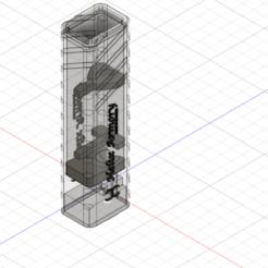 Mp5 Speedloader 4.5mm BB -2.png Download free STL file Umarex H&K MP5 KPDW -  Speedloader Co2 steel BB caliber .177  / 4.5mm  • 3D printable design, HelixArmory