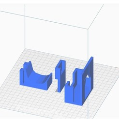 Untitled.jpg Download STL file Raspberry Pi and picam front holder • Object to 3D print, life_is_not_waiting