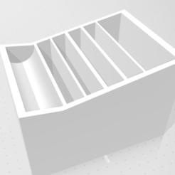 organizador.png Télécharger fichier STL gratuit organisateur de téléphone portable • Plan pour impression 3D, imct18ysilvaa
