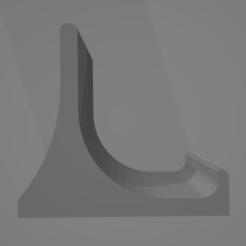 phone_stand_v1.PNG Télécharger fichier STL Phone Stand (v1.0) • Plan imprimable en 3D, p3h6dks729x