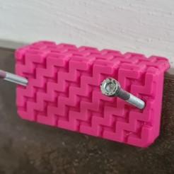 20201119_120759_S.jpg Télécharger fichier STL gratuit Crochets de rangement à domicile • Objet imprimable en 3D, LionMars92