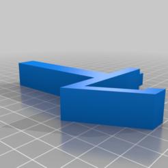 ControllerStand.png Download free STL file PS4 Custom Top • 3D printer model, warpod