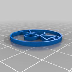 TBHD.png Télécharger fichier STL gratuit L'HABITANT DES COLLINES BOVINES | LES AUTRES DIEUX SÉRIE DE BOUCLES D'OREILLE(2 SUR 6) • Plan à imprimer en 3D, PoloniusStudios