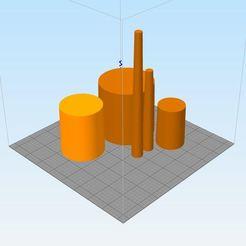 Feeders and Sprues.JPG Télécharger fichier STL Pack d'accessoires pour le moulage au sable • Objet pour impression 3D, BT_Creator
