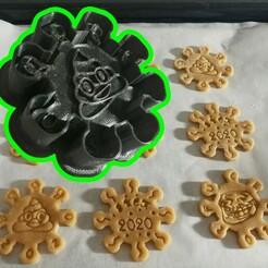 Cover.jpg Télécharger fichier STL gratuit Coupe-biscuits FUCK 2020 • Objet pour impression 3D, tothmiki91