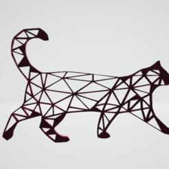Cat Wall Sculpture 2D.png Download OBJ file Cat Wall Sculpture 2D • 3D printer model, Slashlist