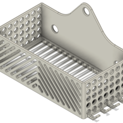 Shower_Shelf_Caddy.png Download free STL file Shower Shelf Caddy with Suction Cups and Razor Holder • 3D printer design, jakabo27
