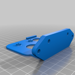 Smart_Receiver_Vertical_Mount.png Download free STL file Vertical Mount for 4 String Differential Smart Receiver Board • 3D print model, jakabo27