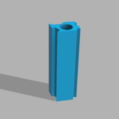 Star vase v1.png Télécharger fichier STL Vase en étoile • Plan à imprimer en 3D, Themodeler