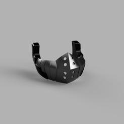 mask render 2.png Download STL file My Hero Academia Deku Mask • 3D printer design, PinionPlus