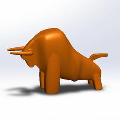 1.png Download STL file EL TORO • 3D printer model, peer_meller