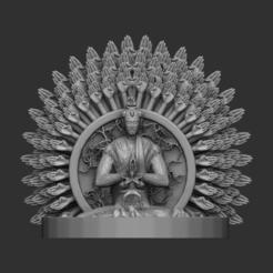 FRONT.png Télécharger fichier STL Hashirama Senju • Modèle à imprimer en 3D, DeFazardo