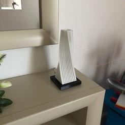 IMG_4115.jpg Télécharger fichier STL Lampe/vase minimaliste • Plan pour imprimante 3D, alpux3d