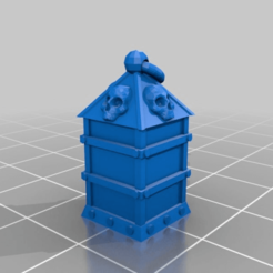 Download free 3D printer model The Lantern - Warhammer Quest, onebitpixel