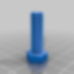 Télécharger fichier STL gratuit Ecrou papillon personnalisé • Design à imprimer en 3D, onebitpixel