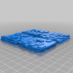 stonework02.png Download free STL file Scattered Stone Work Bricks • Design to 3D print, onebitpixel