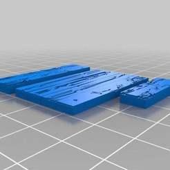 Download free 3D printing models Crates, onebitpixel