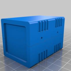 Descargar archivo 3D gratis Contenedor de envío - 60 40 40, onebitpixel