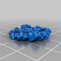 crypt_maggots_msh_med.jpg Télécharger fichier STL gratuit Crypter les asticots • Design à imprimer en 3D, onebitpixel