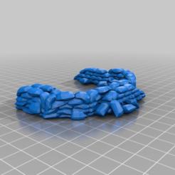 Download free 3D print files Sandbag Collection, onebitpixel