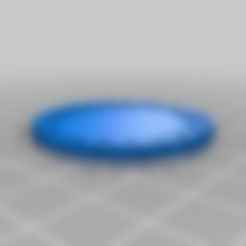 orky_objective_tokens13.stl Download free STL file orky objective marker and base • 3D printer object, onebitpixel
