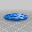 orky_objective_tokens7.png Download free STL file orky objective marker and base • 3D printer object, onebitpixel
