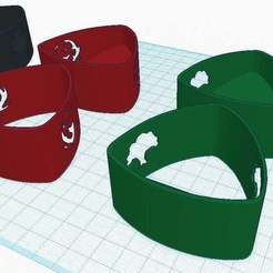 monster_playmat_dice_tube.jpg Download free STL file Monster Acrylic Dice Tube - Conversion • 3D print object, onebitpixel