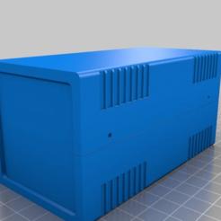 Descargar modelo 3D gratis Contenedor de envío - 120 60 60, onebitpixel