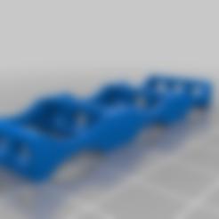 oil_drum_barrel_stack_pallet.stl Download free STL file Oil Drum Barrel Pallet • 3D printer design, onebitpixel