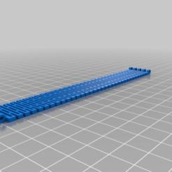 flexi-hinge_thin.png Télécharger fichier STL gratuit Charnière Flexi • Objet à imprimer en 3D, onebitpixel