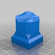 Télécharger fichier STL gratuit Les piliers nains de Colemn • Objet pour impression 3D, onebitpixel