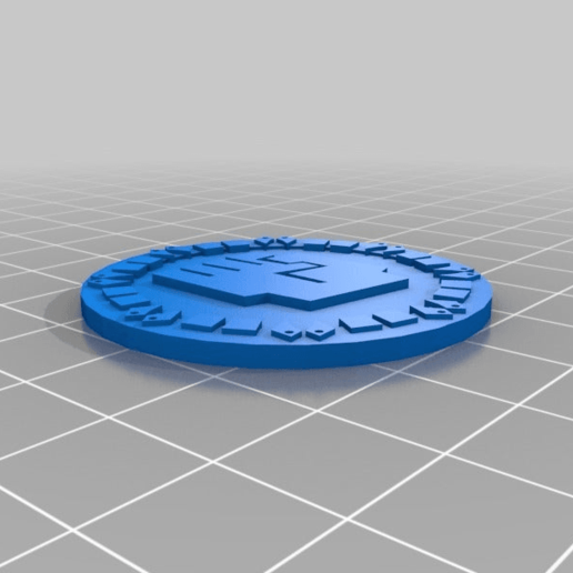 orky_objective_tokens5.png Download free STL file orky objective marker and base • 3D printer object, onebitpixel
