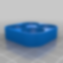 Download free STL file Dome Bumper Mold - Threaded Rod Insert • Model to 3D print, onebitpixel