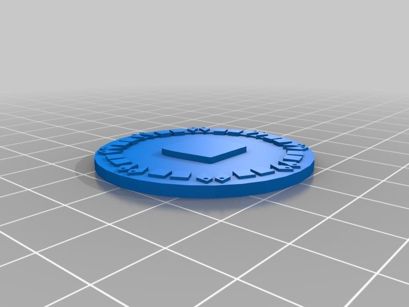 orky_objective_tokens_zero.png Download free STL file orky objective marker and base • 3D printer object, onebitpixel
