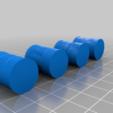 battered_barrels.png Download free STL file Battered Barrel - Repaired + STL Version • 3D printable design, onebitpixel