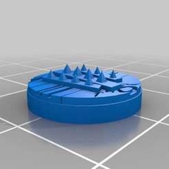 Descargar archivo 3D gratis Escudos de madera, onebitpixel