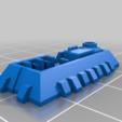 Télécharger fichier STL gratuit les empires planétaires : les blips de terrain • Objet imprimable en 3D, onebitpixel