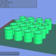 up_16x_preview.png Download free STL file Battered Barrel - Repaired + STL Version • 3D printable design, onebitpixel